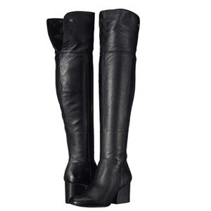 Louise Et Cie | Vayna Over The Knee Leather Boots